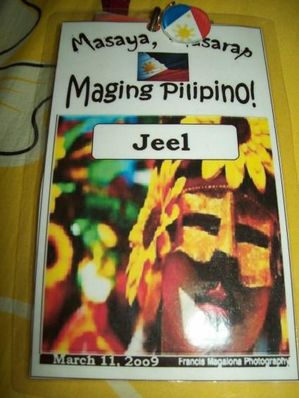 Masaya, Masarap Maging Pinoy